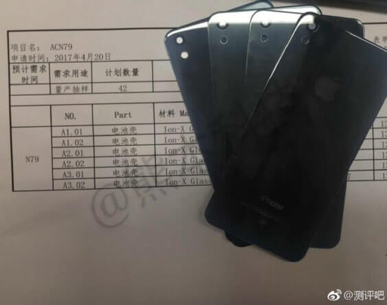 iPhone SE 2 mit Glasrückfront - China-Leak