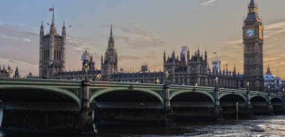 London Symbolbild
