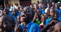 Kinder in Afrika - PixaBay
