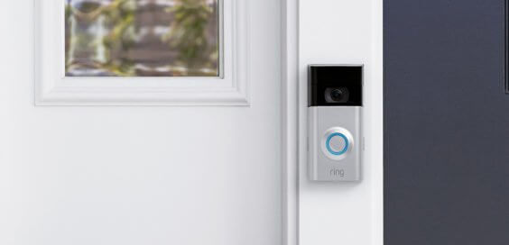 Ring Smart Home Türklingel