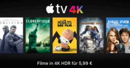 iTunes 4K Filme Aktion Ostern 2018 thumb