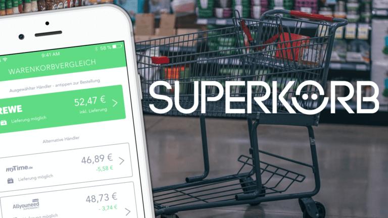 App der Woche Superkorb Screen - Thumbnail