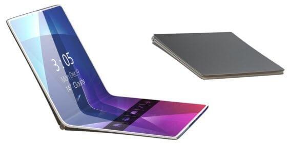 Faltbares Huawei-Smartphone - 9to5Mac