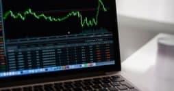 Aktienkurs Symbolbild