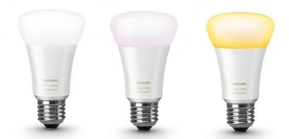 Philips Hue Lampen thumb
