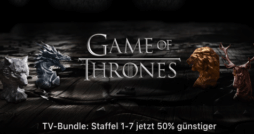 iTunes Game of Thrones Angebot Mai 2018 thumb