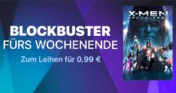 iTunes Movie Xmen Angebot thumb