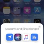 HomePod einrichten - Accounts und Einstellungen übertragen