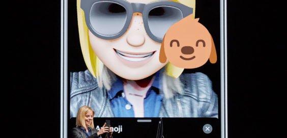 Kelsey Peterson zeigt Memojis