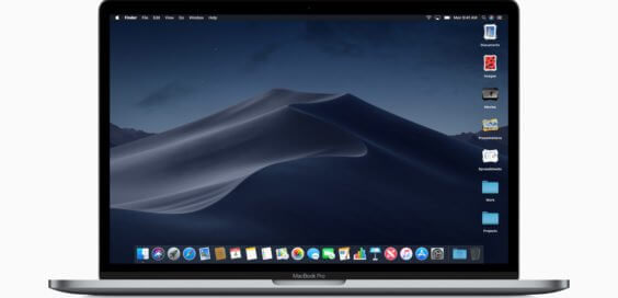 macOS Stacks - Apple