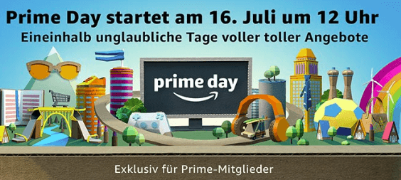Amazon Prime Day 2018 - thumb