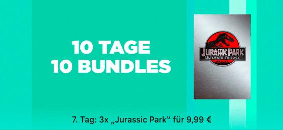 10 tage, 10 bundle - jurassic park - thumb
