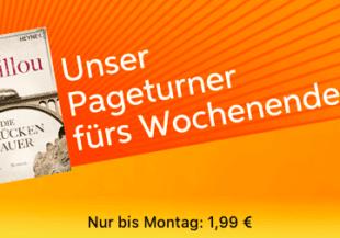 iBooks Pageturner fürs Wochenende