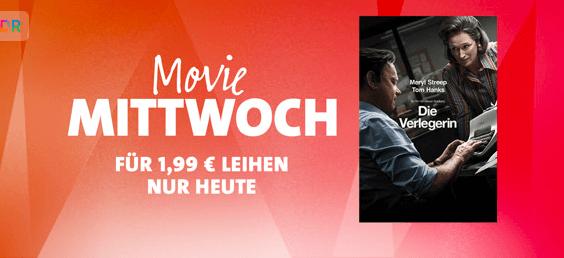 Movie Mittwoch - Die Verlegerin