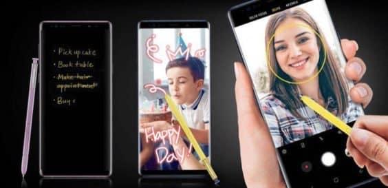 Samsung Galaxy Note 9 mit S-Pen - Samsung
