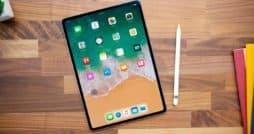 iPad Pro nach Benjamin Geskin