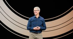 Tim Cook auf September-Keynote 2018 - Apple