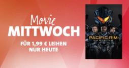 iTunes Movie Mittwoch - Pacific Rim Uprising tumb