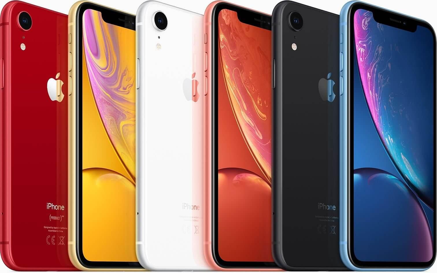 iPhone XR-Nachfolger mit zwei neuen Farben: Welche hättet ihr gern?