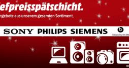 Media Markt Tiefstpreisschaclht KW 40 thumb