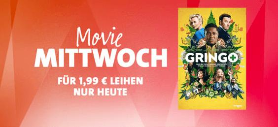 iTunes Movie Mittwoch Gringo Thumb