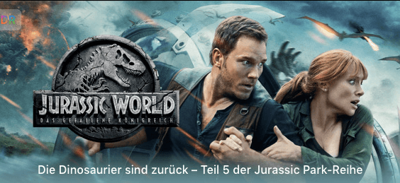 iTunes Filme Jurassic World Angebot Thumb