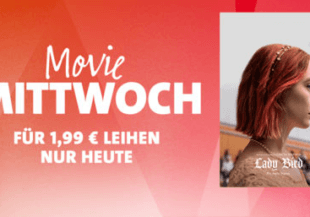 iTunes Movie Mittwoch Lady Bird thumb