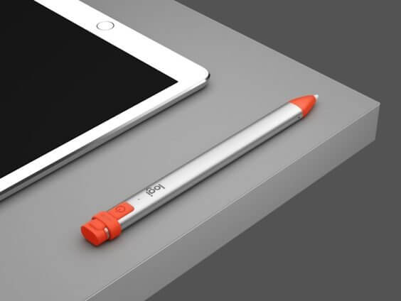 Logitech Crayon Thumb