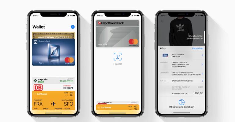 Apple Pay Amazon Kreditkarte