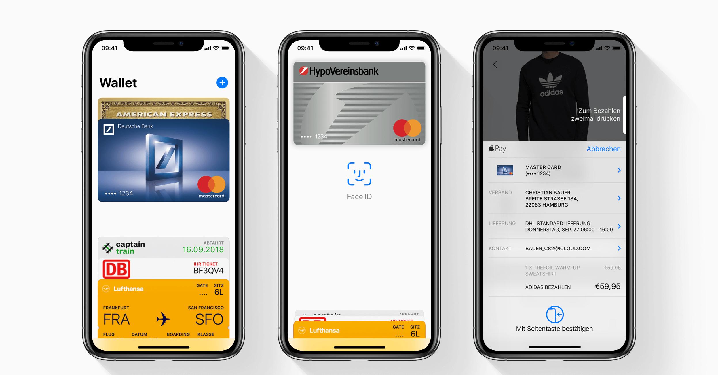 Nachgefragt: Postbank, LBB und Targobank zu Apple Pay-Start