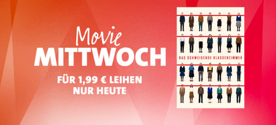 iTunes Movie Mittwoch KW41 Thumb