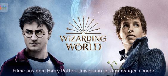 Harry Potter Angebot November 2018 thumb