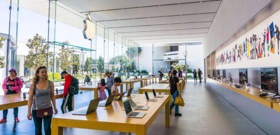 Mac-market-share Q3 2018 - TrendForz