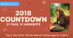 iTunes 2018 Countdown - Tag 2 Thor Thumb