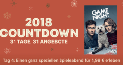 iTunes 2018 Countdown - Tag 4 Game Night Thumb