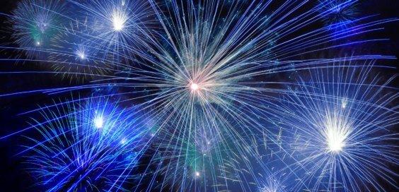 Feuerwerk - Symbolbild / Pixa Bay