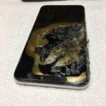 iPhone Xs Max verbrannt - Idrop News / 9to5Mac