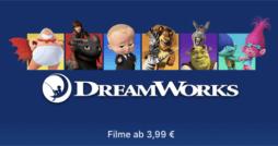 iTunes Angebote dreamsworks Januar 2019 thumb