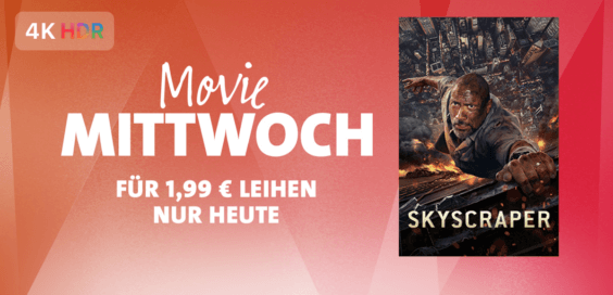 iTunes Movie Mittwoch KW02/2019 thumb