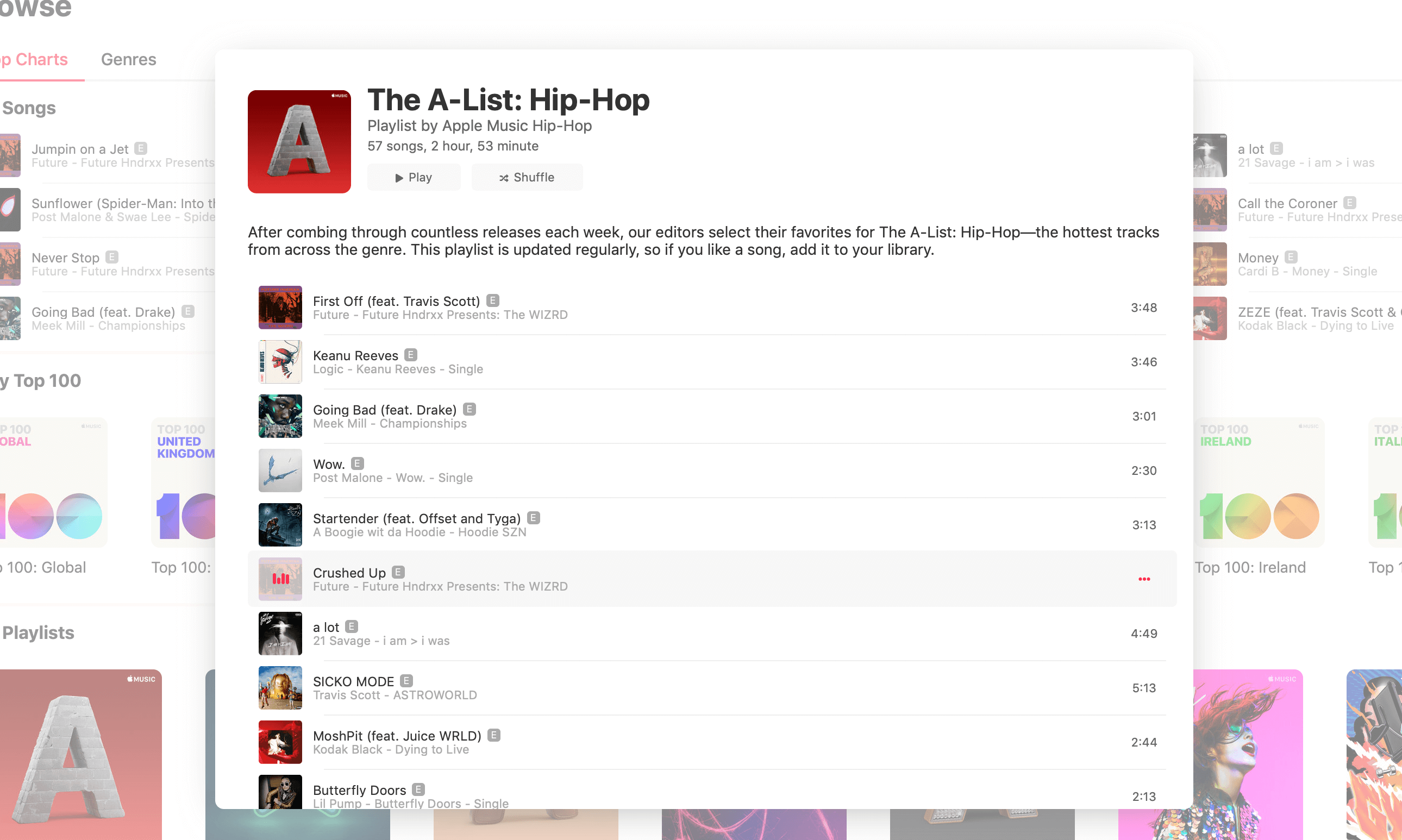 "Extrem schick: Apple Music Web Player ""Musish"" geht online"