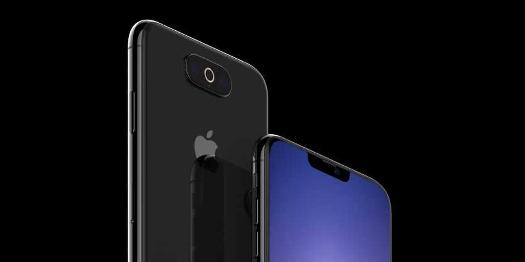 iPhones 2019: Zwei OLED-Modelle mit Triple-Cam?