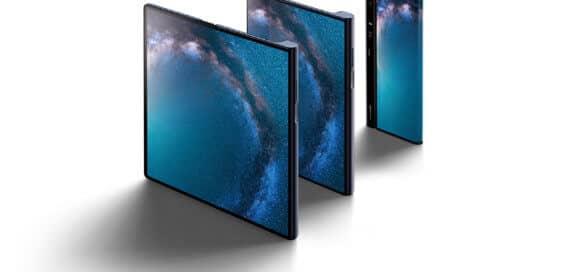 Huawei Mate X - faltbares Handy