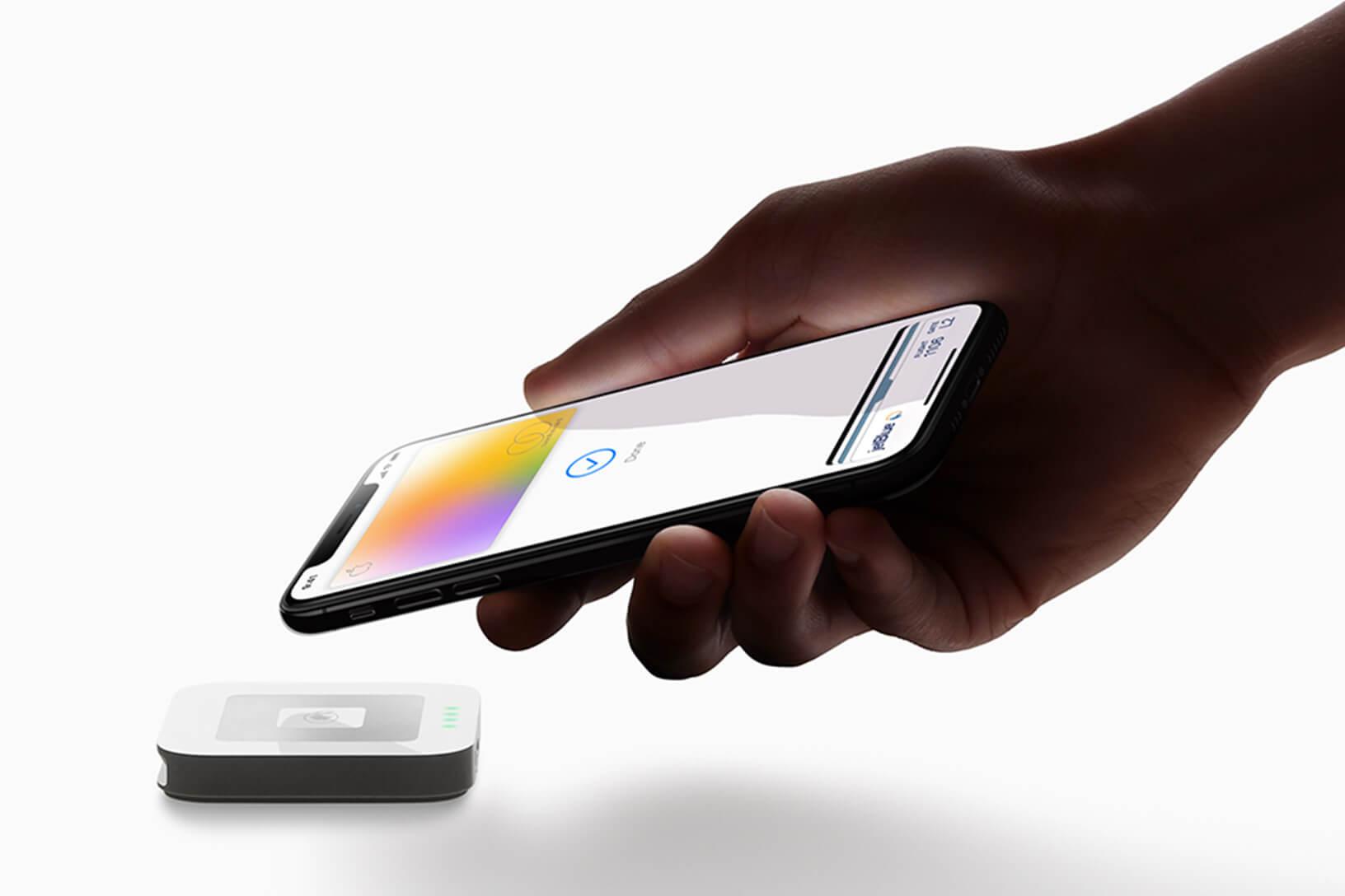 Apple Card vor Finanzdienstleistungs-Gesetzentwurf offenbar sicher