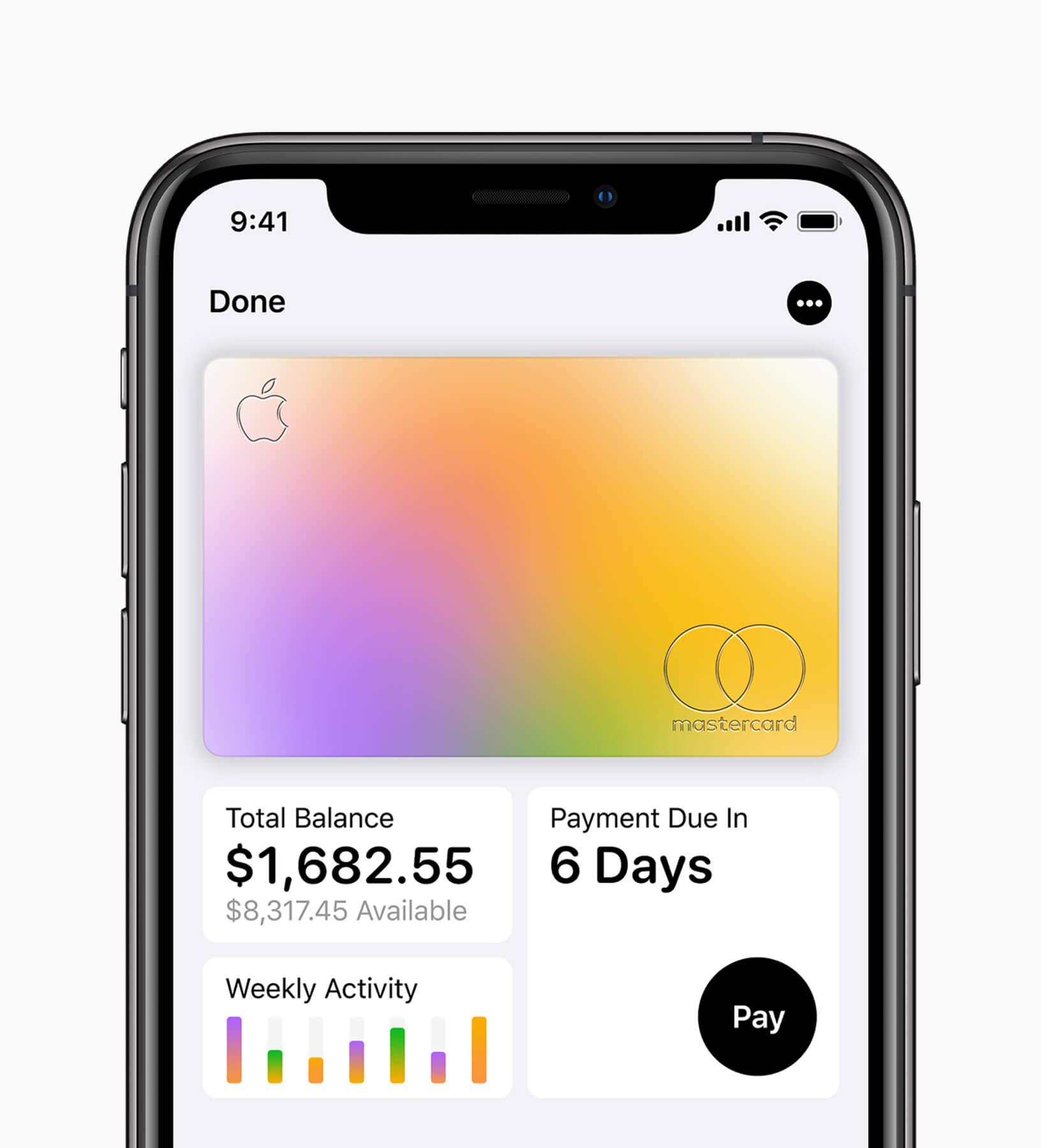 Launch der Apple Card steht offenbar kurz bevor