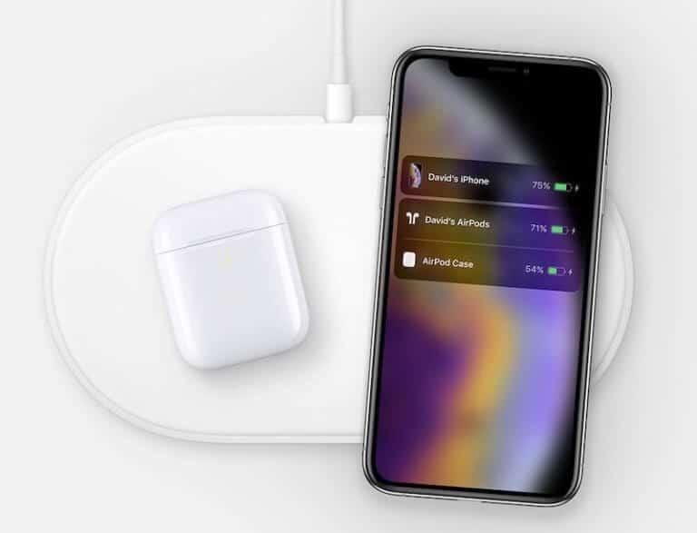 AirPower zeigt sich in Quellcode von Apple-Webseite