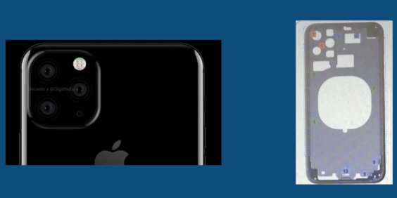iPhone XI / XR Leak - SlashLeaks