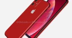 iPhone XR 2 Renderings - OnLeaks