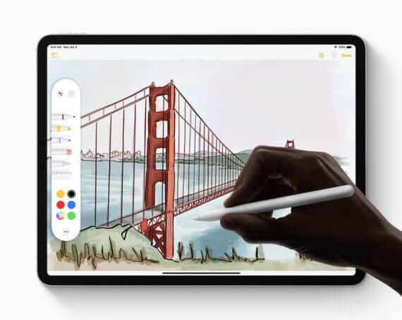 iPadOS: Widgets on the homescreen, multi-window view and