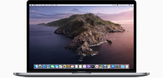 macOS Catalina - Apple