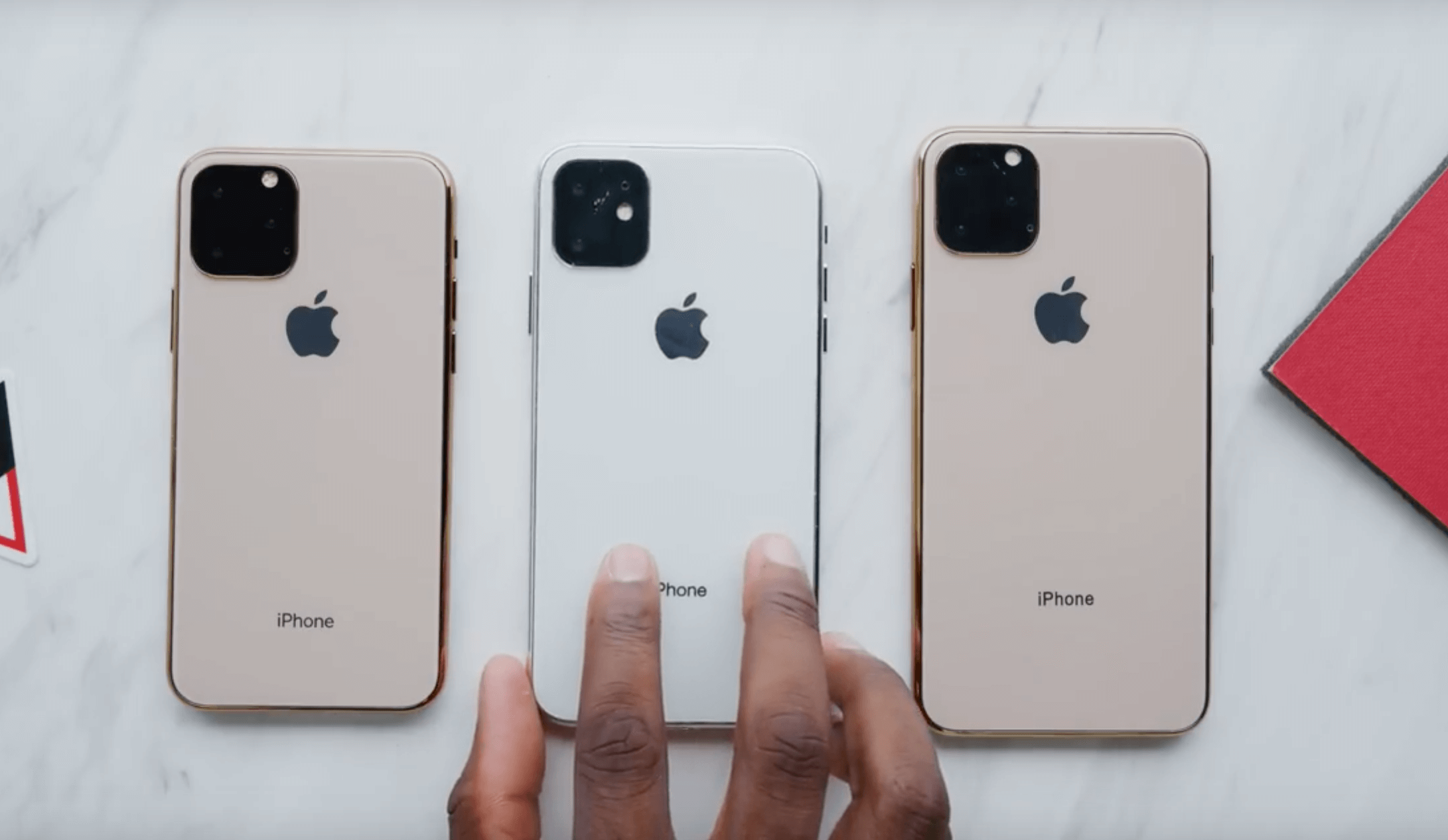 iPhone 11 Pro kommt mit den OLED-Panels des Galaxy S10 / Note 10